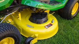 lawn tractors x300 select series tractors john deere ca