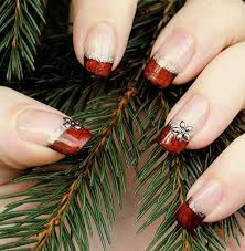 latest merry christmas nailart designs 2017 2018 page 3 of 8