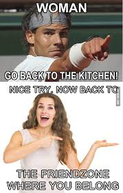 Woman Kitchen Meme - in response to the woman back to the kitchen meme 9gag