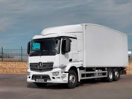 mercedes actros actros orwell truck