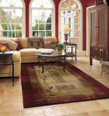 beautiful floral burgundy cream rug for living room rugs for