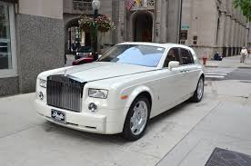 rose gold rolls royce 2005 rolls royce phantom stock r068a for sale near chicago il
