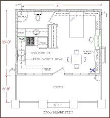 One Room Cottage Floor Plans 287 Best Small Space Floor Plans Images On Pinterest Small