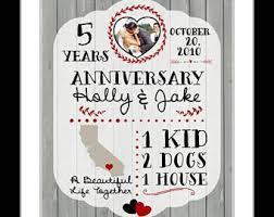 10 year anniversary gift husband anniversary present etsy