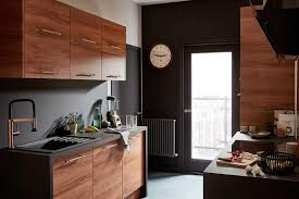 kitchen wall cabinets with glass doors b q space saving ideas for small kitchens loveproperty