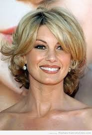 red carpet medium length hairstyles for thick hair over