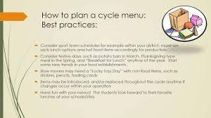 thanksgiving meal planning cycle menu planning u0026 usda foods utilization 03 01 16 youtube