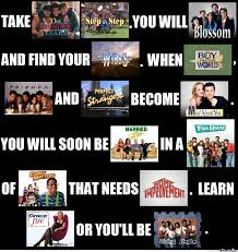 Sitcom Meme - what i learned from 90 s sitcoms by braynded12 meme center
