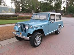 kaiser willys jeep 1968 jeepster commando by kaiser jeep corporation sold vantage