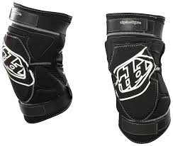 troy lee motocross gear troy lee t bone knee guards size xs sm only revzilla