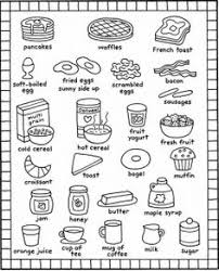 coloring page food colorng pages food pinterest food