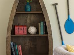 Boat Shelf Bookcase How To Build A Lake Inspired Boat Shelf How Tos Diy