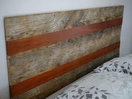 California King Wood Headboard Rustic Iron King Headboard Queen Log Coccinelleshow Com