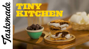 Tiny Kitchens Tiny S U0027mores L Tiny Kitchen Youtube