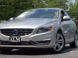 volvo sedan 2015 used volvo s60 4dr sedan t5 drive e premier fwd at alm
