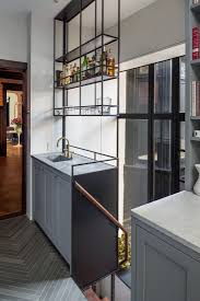 kitchen of the week a before u0026 after culinary space in park slope