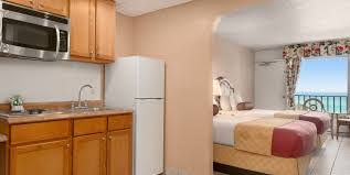 days inn beach efficiency room
