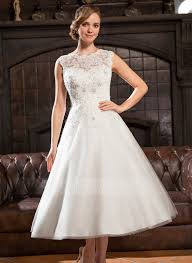 Unique Wedding Dress Biwmagazine Com Tea Length Lace Wedding Dress Biwmagazine Com