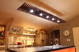 Led Kitchen Light Fixtures Led Kitchen Lighting Rig 28 Steps With Pictures