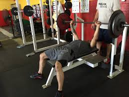 bench press air squats hand release push ups lateral barbell