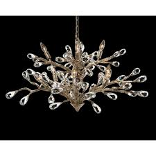 Pearl Chandelier Light Budding Crystal Ten Light Chandelier Chandeliers Fixed