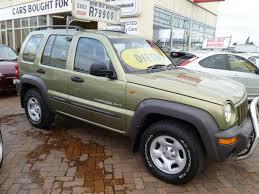 jeep 2003 jeep cherokee 2 8 cdr sport 2003 bob ric motors