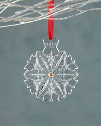 amazon com waterford snowflake wishes ornament 2014 new home