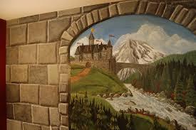 beth stone studio mural mural on the wall 11 28 2009