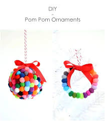 custom made glass ornaments stripe ornament