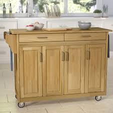 august grove regiene kitchen island with natural wood u0026 reviews