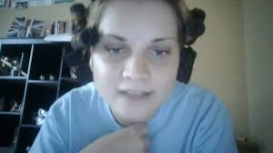husband forced to sleep in hair rollers punishment hair rollers and a southern accent youtube