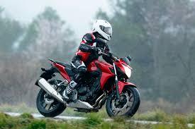 honda cb 500 first ride 2013 honda cb500f review visordown