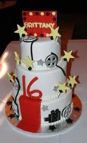 hollywood star bat mitzvah cake bat mitzvah cakes hollywood