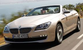 bmw series 5 convertible 2012 bmw 650i convertible review car and driver