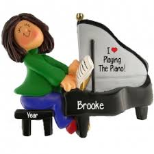 piano ornaments gifts ornaments for you