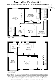 10 downing street floor plan beam hollow farnham 5 bed detached house 750 000