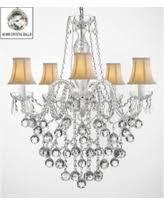 harrison lane 5 light crystal chandelier don t miss this deal on harrison lane 5 light crystal chandelier