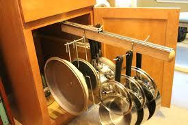 cookware storage ideas large size of kitchen metal pot hangers rev
