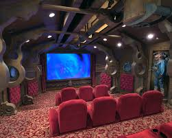movie theater themed home decor nautilus theater u2013 classic media room home theater pinterest