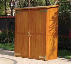 best outdoor storage cabinets glittering large outdoor storage cabinet with polyurethane wood