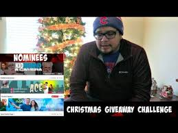 Challenge Ace Family Giveaway Challenge Nominate Kidbehindacamera The Ace