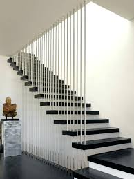 7 ultra modern staircases modern staircase floating staircase in contrasting colors a modern