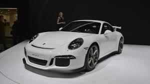 Porsche 911 Automatic - next gen porsche 911 gt3 to be offered with manual and automatic