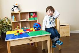 little colorado play table handcrafted wood duplo table for made in usa little