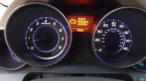acura mdx tpms light приборная панель и check engine acura mdx 2008 youtube