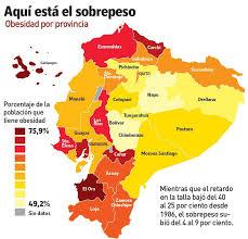Rosarito Mexico Map by Ecuador Obesity Map Jpg