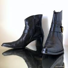 s narrow boots canada womens boots on clearance fluevog black square toe slip on