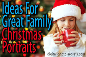 ideas for great family portraits digital photo secrets