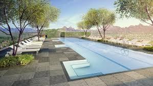 Scottsdale Az Zip Code Map by New Luxury Condos In North Scottsdale Az Optima Kierland
