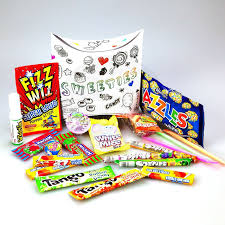 get well soon gift ideas the retro sweeties pouch packed of school retro